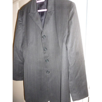 Saco Blazers Talle L Paño Impecable Liquido