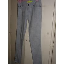 Pantalon Chuping Elastizado Talle 26/36 Iden A Nuevo Liquido