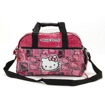 Bolso Hello Kitty Original Línea Premium - Entrega Inmediata