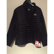 Campera The North Face Negra Hombre Thermoball Tecnologia