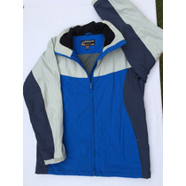 Campera Rip Curl Hombre Mountainwear G-xl 100% Nylon Poliest