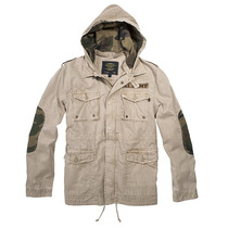 Campera Alpha Industries Mcmillian - Rep. Oficial En Arg