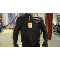 Campera Indian Motorcycle Original De Cuero / Ent Inmediata