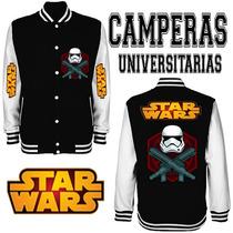Starwars Camperas Universitarias
