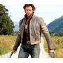 Campera De Cuero Hombre Wolverine