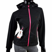 Campera Dama Mujer Impermeable Montagne