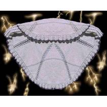New Out Sacon Circular Tejido A Crochet Invierno Otoño