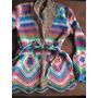 Saco Colores Hippie Chic Increible!!