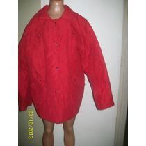 Tapados Impermeables Y Abrigo Dama Talles Xxl Al Xxxl $ 950