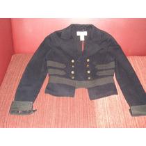 Jacket Cortito De Mujer Talle Small Ralph Lauren