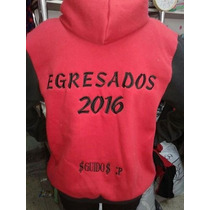 Campera+remera Egresados Secundaria Super Promo!