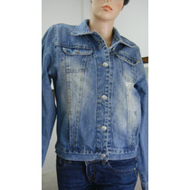 Kosiuko Campera Jeans Elastizada Azul T32/4 (ana.mar)