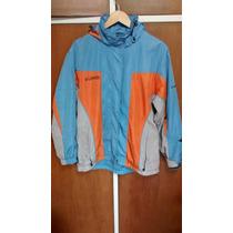 Campera C/abrigo Desmontable Columbia Titanium, Talle L