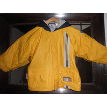 Impermeable Campera Converse Talle 2