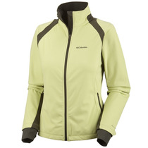 Campera Softshell Columbia Tectonic Outdoor Deporte Mujer