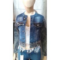 Camperas Combinadas Nina Jeans X Mayor 4 Prendas X $ 1600