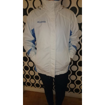 Campera Doble Nieve/impermeable - Columbia - Interchange