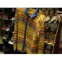 Sacos O Campera -sweater De Lana De Mar Del Plata Tapado Y
