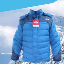 Campera The North Face - Azul - Nuevo Modelo