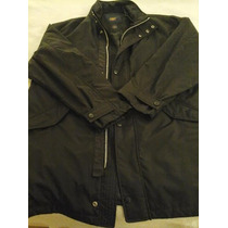 Campera Impermeable New Man (impecable Estado! Como Nueva)