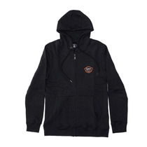 Campera Volcom Hombre - Stone Made Patch Basic Zip Fleece