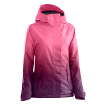 Under Armour Campera Infrared Fader Pink - Mujer