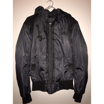 Campera Impermeable Fashion/new Style Talle M