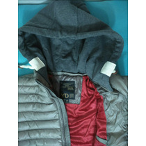 Campera Inflable Talle M(capucha Joggin)
