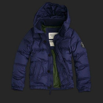 Camperas Abercrombie & Fitch - A&f Puffer Jacket - Hombre