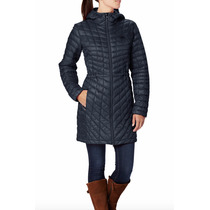 The North Face Mujer Thermoball Hooded Parka