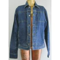 Quarry Campera Hombre Ts Jeans Elastizado Azul (ana.mar)