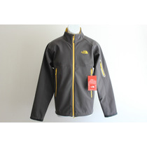 Campera The North Face Quantas Apex Soft Shell 100% Original