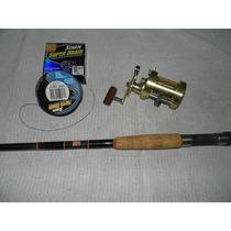 Combo Pesca Pesada Para Entendidos