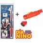 Caña Pesca Junior -reel- Accesorios Telescopica Combo Niño