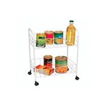 Estantería Metálica Organizador Cocina Frutas Verduras