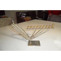Antiguo Candelabro Judaico