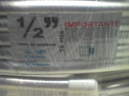 Caños De Aluminio Para Refrigeración