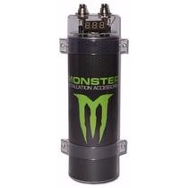 Capacitor Monster 2 Faradios Display Digital