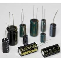 Capacitor Electrolitico 1200x6.3v 105º X10 Compu Pc 1° Htec