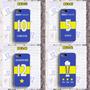 Carcasa Boca Juniors 2016 Tevez Iphone Samsung Motorola Sony
