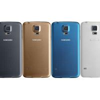 Tapa Trasera Bateria Carcasa Samsung S5 I9600 Original