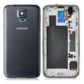 Carcasa Completa Samsung Galaxy S5 I9600 Original + Film