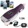 Cargador Auto Universal Iphone Galaxy S2 S3 I9070 V8 Sony