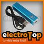 Power Bank Cargador Portatil Usb 2600 Ma Celular Gps Tablets