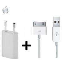 **** Cargador De Pared Iphone 4 4s Ipod Ipad Apple *****