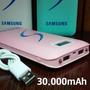 Power Bank 30.000mah Batería Externa Celular Ipod -- Samsung