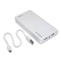Bateria Externa Cargador Power Bank 20000 Mah 4 Usb