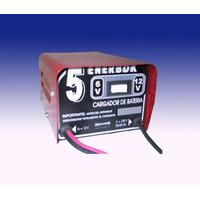 Cargador De Baterias Portatil Modelo Enerbox 5 - 6-12 V