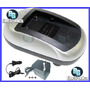 Cargador De Bateria P/ Canon Es2500 Es3000 Es400 Es80 Es870