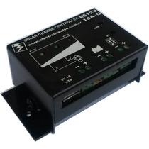Regulador Panel Solar 12v 10a Usb Electroimpulso